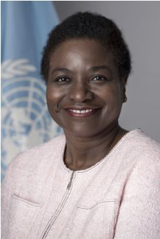 Dr. Natalia Kanem, Executive Director of the United Nations Population Fund (UNFPA)