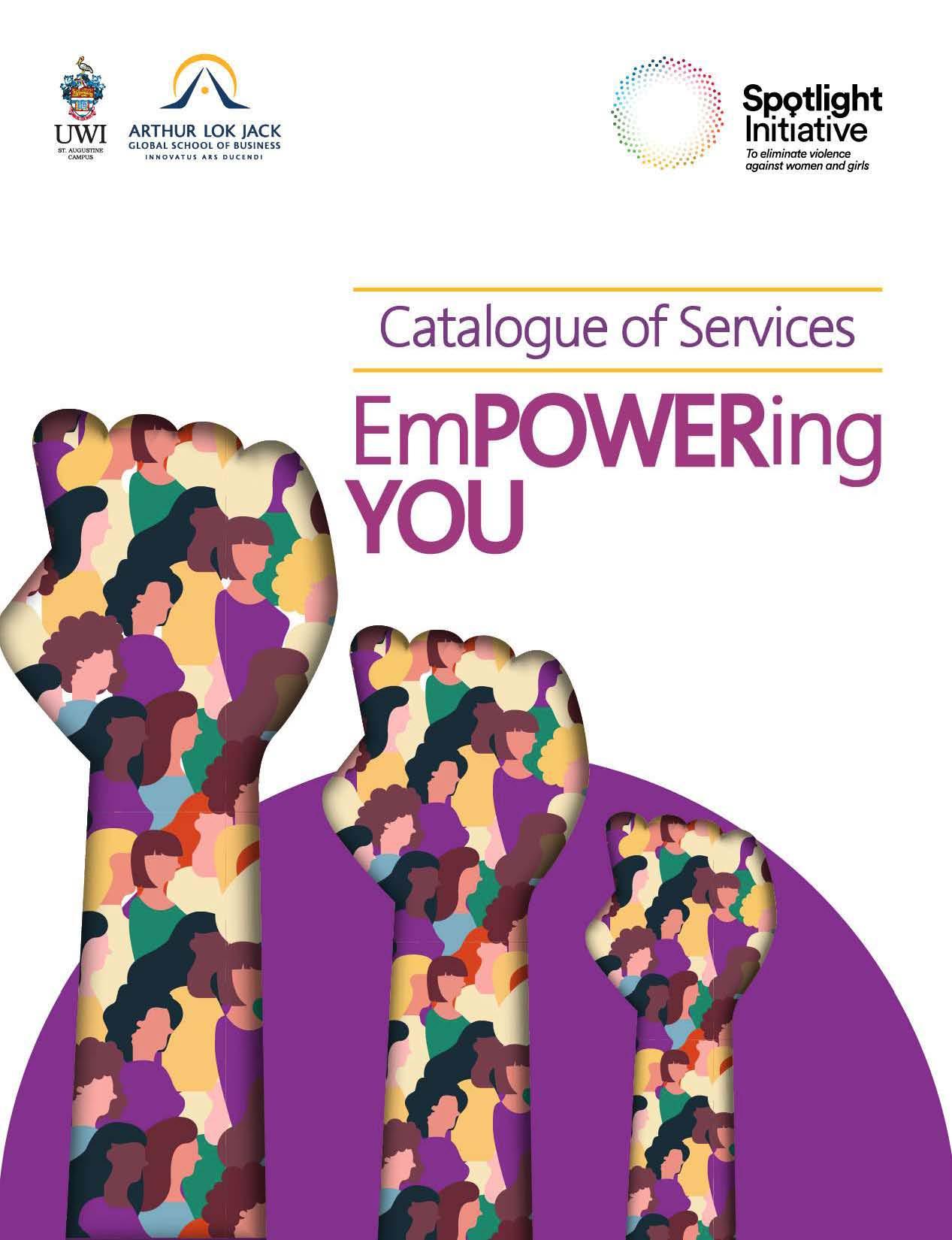 Spotlight Catalogue of Services Image