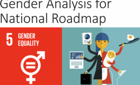 Image Gender Analysis for National Roadmap with SDG 5 - Gender Equality